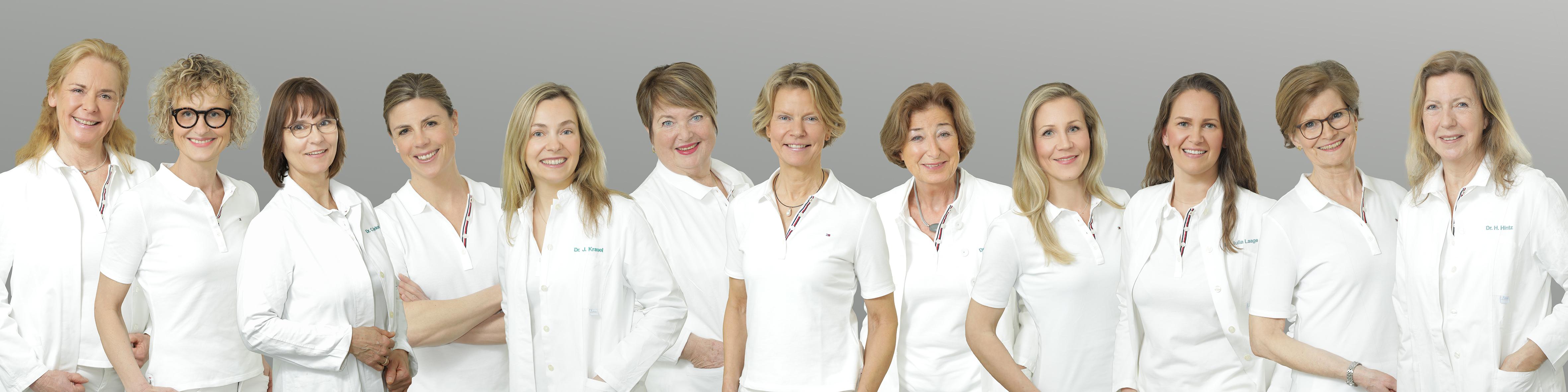 Das Team der Anästhesie Martinistrasse 78